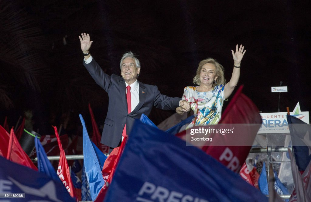 Chile Holds Presidential Run-off Elections After November's Surprise Results : News Photo