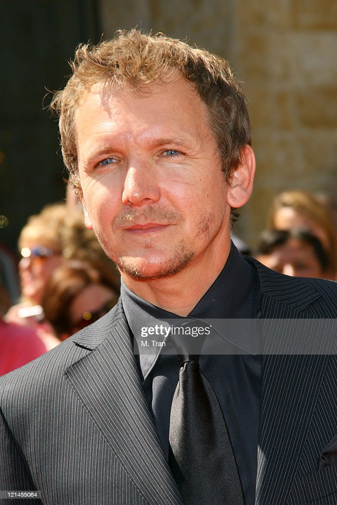 Sebastian Roche during 34th Annual Daytime Emmy Awards - Arrivals at Kodak Theatre in Hollywood, California, United States.