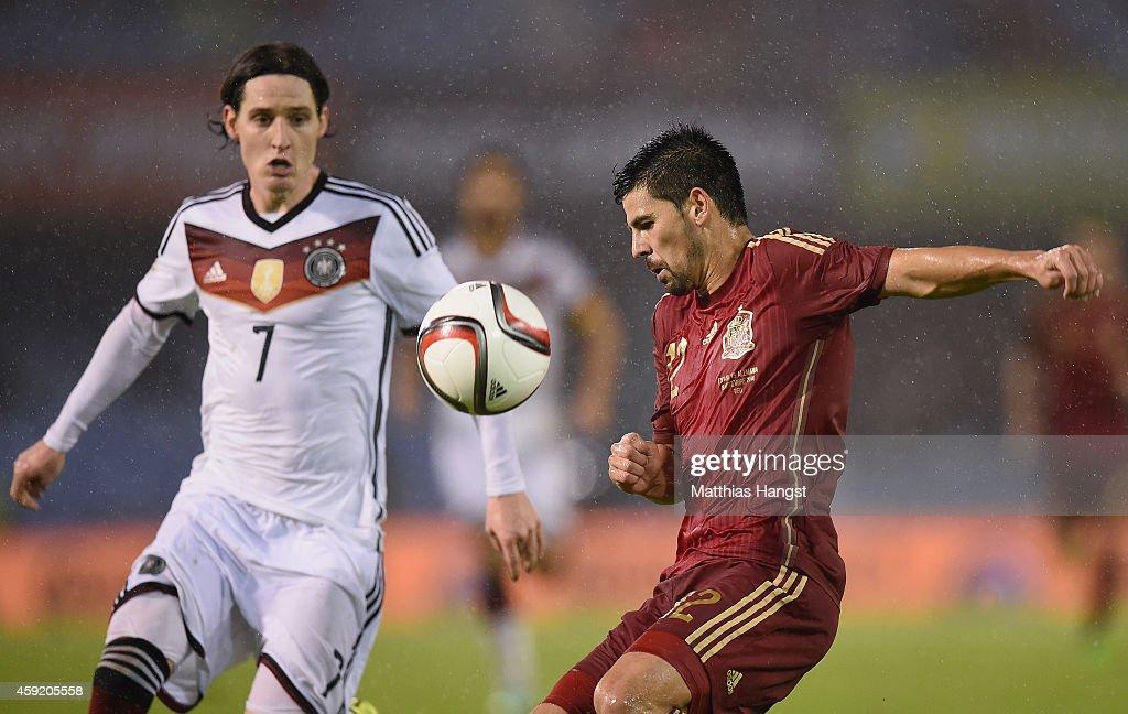 Spain v Germany - International Friendly : News Photo