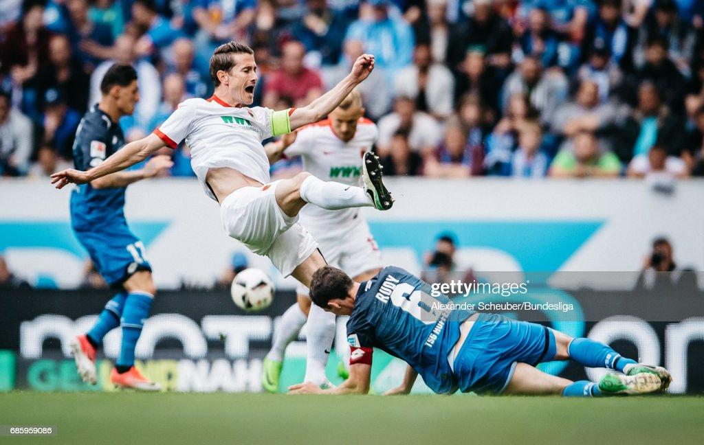 TSG 1899 Hoffenheim v FC Augsburg - Bundesliga : Fotografía de noticias