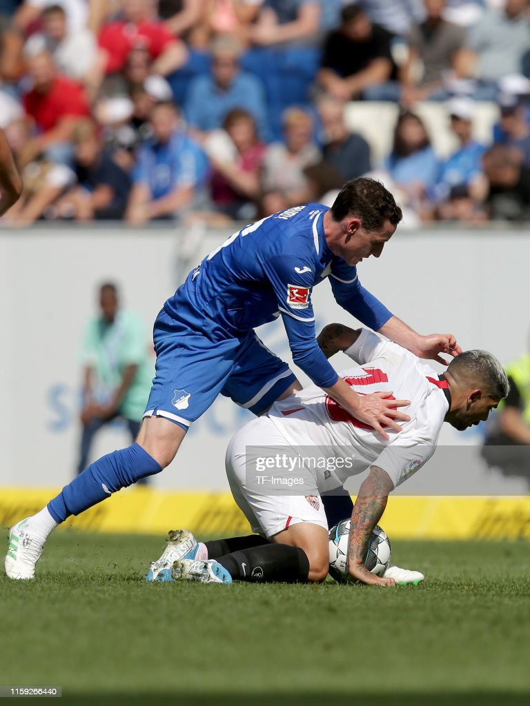 TSG 1899 Hoffenheim v Sevilla FC - Pre-Season Friendly : News Photo