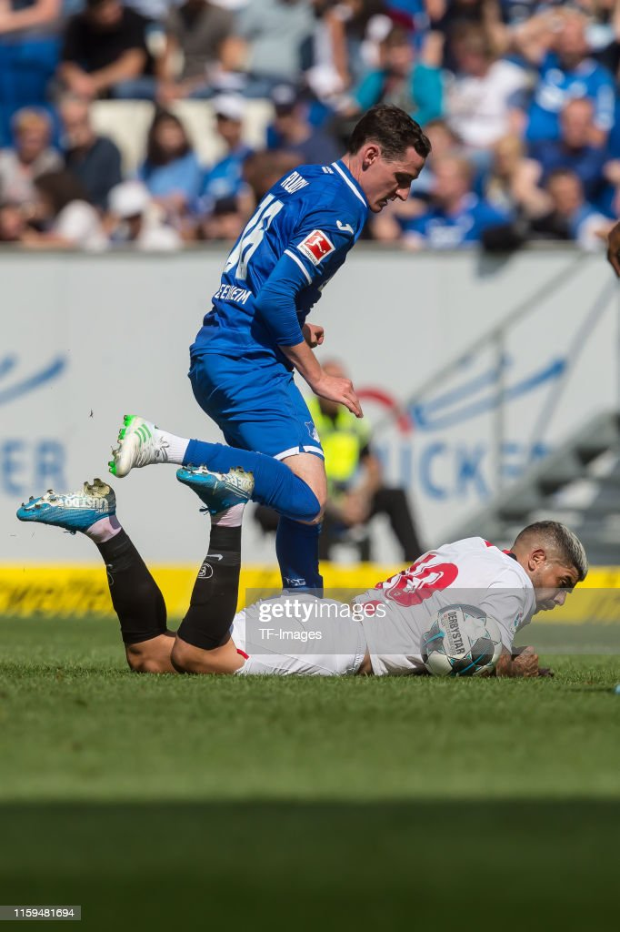 TSG 1899 Hoffenheim v Sevilla FC - Pre-Season Friendly : Nieuwsfoto's