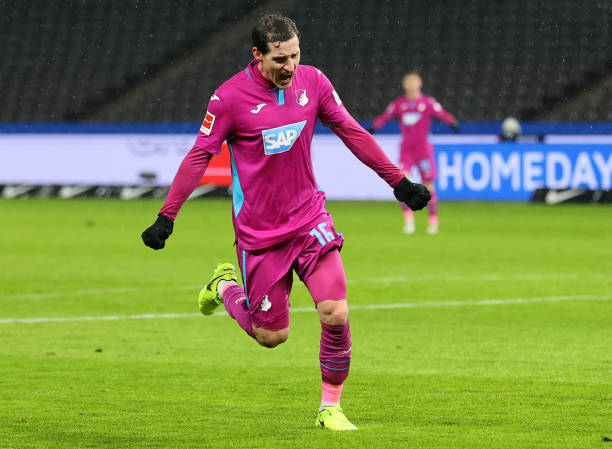 DEU: Hertha BSC v TSG Hoffenheim - Bundesliga
