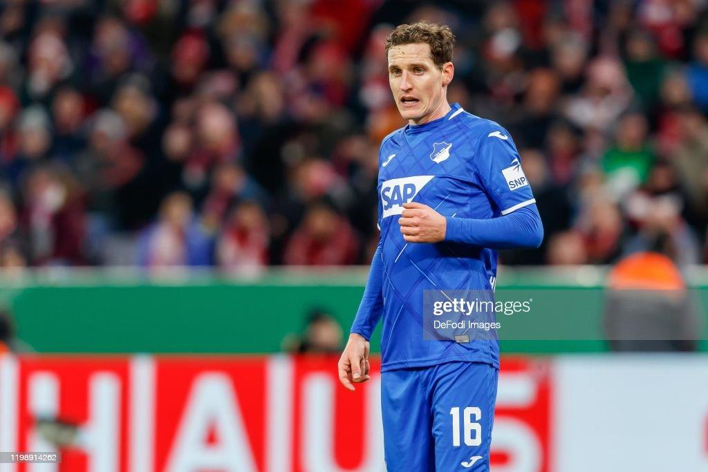 FC Bayern Muenchen v TSG 1899 Hoffenheim - DFB Cup : News Photo
