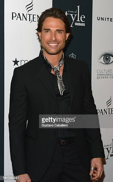 Sebastian Rulli attends 2013 Icons Of Style Gala at Mandarin Oriental Hotel on September 19 2013 in New York City