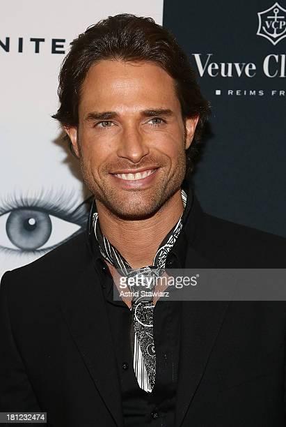 Sebastian Rulli attends 2013 Icons Of Style Gala at Mandarin Oriental Hotel on September 19 2013 in New York City