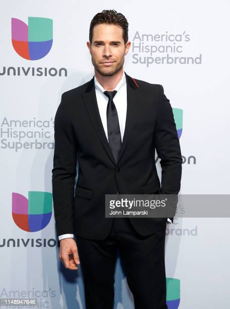 Sebastian Rulli attends 2019 Univision Upfront at Center415 Event Space on May 13 2019 in New York City