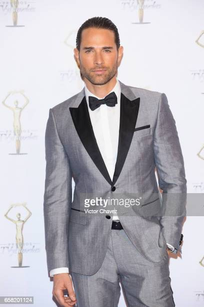 Sebastian Rulli attends Premios Tv y Novelas 2017 at Televisa San Angel on March 26 2017 in Mexico City Mexico