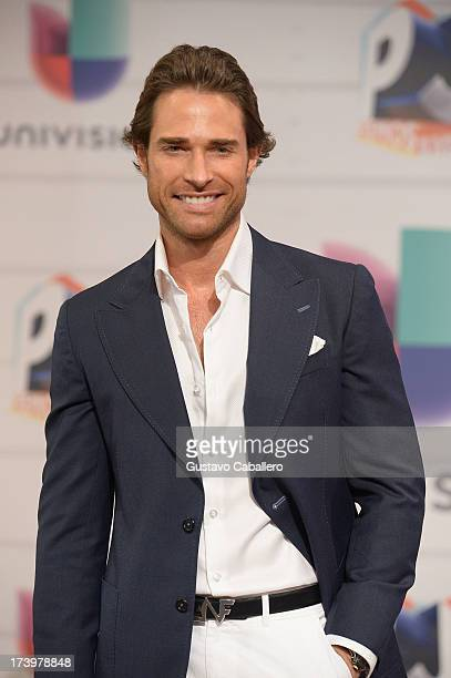 Sebastian Rulli attends the Premios Juventud 2013 at Bank United Center on July 18 2013 in Miami Florida
