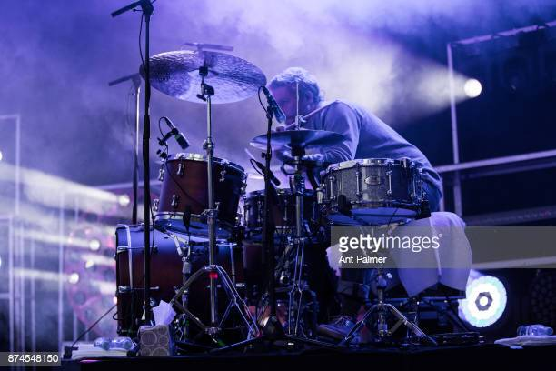 Sebastian Schmidt of Milky Chance performs live on stage at the Traumzeit Festival on June 18 2017 in Duisburg Germany