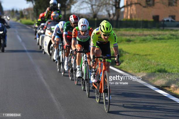 Sebastian Schonberger of Austria and Team Neri Sottoli - Selle Italia KTM / during the 54th Tirreno-Adriatico 2019, Stage 3 a 226km stage from...