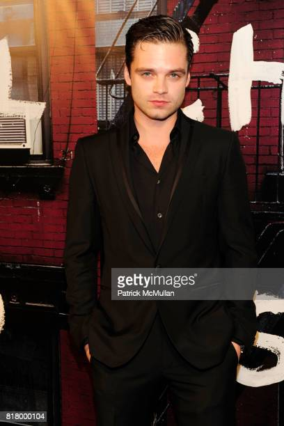 Sebastian Stam attends CHANEL Soho Boutique Opening Party ARRIVALS at Chanel Soho on September 9 2010 in New York City