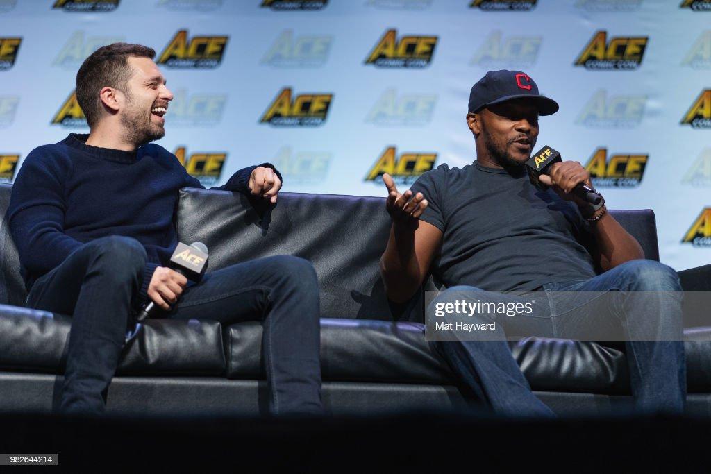 ACE Comic Con : Nieuwsfoto's