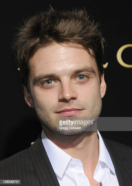 Sebastian Stan arrives at the BVLGARI Private Event Honoring Simon Fuller And Paul Haggis To Benefit Save The Children And Artists For Peace And...