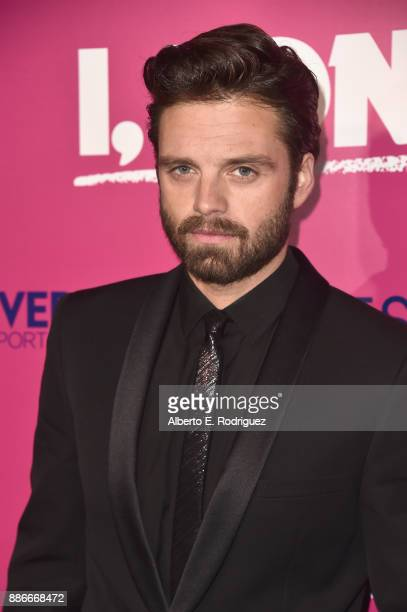 ca74732ceb Sebastian Stan attends Premiere Of Neon s I Tonya at the Egyptian Theatre  on December 5 2017.