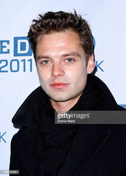 Sebastian Stan attends the 2011 Wired Store opening night party on November 17 2011 in New York City