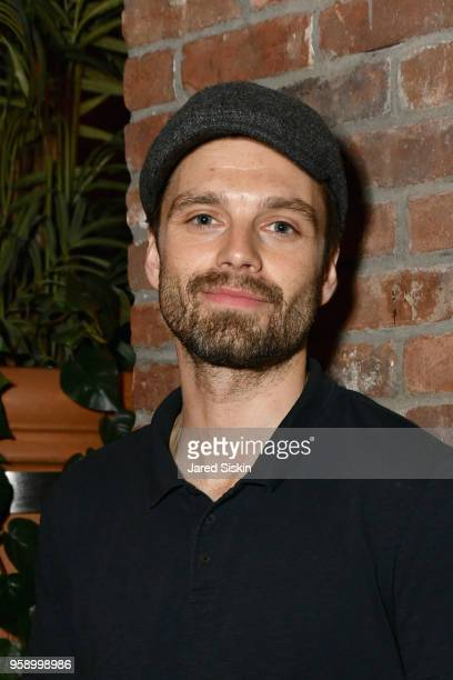 Sebastian Stan attends the Gersh Upfronts Party 2018 at The Bowery Hotel on May 15 2018 in New York City