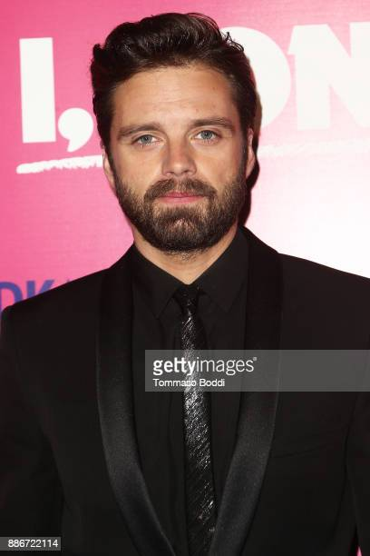 Sebastian Stan attends the Los Angeles Premiere of 'I Tonya' at the Egyptian Theatre on December 5 2017 in Hollywood California