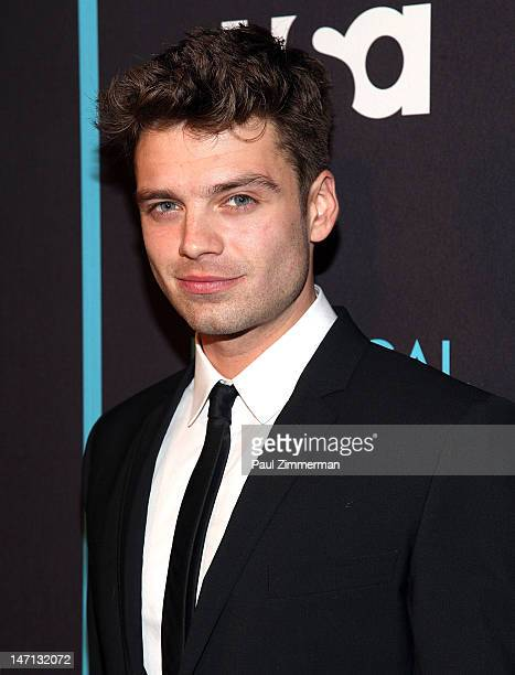 Sebastian Stan attends the 'Political Animals' premiere at The Morgan Library Museum on June 25 2012 in New York City