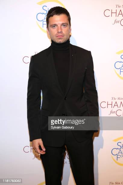 Sebastian Stan attends The Skin Cancer Foundation's Champions For Change Gala at The Plaza on October 17 2019 in New York City