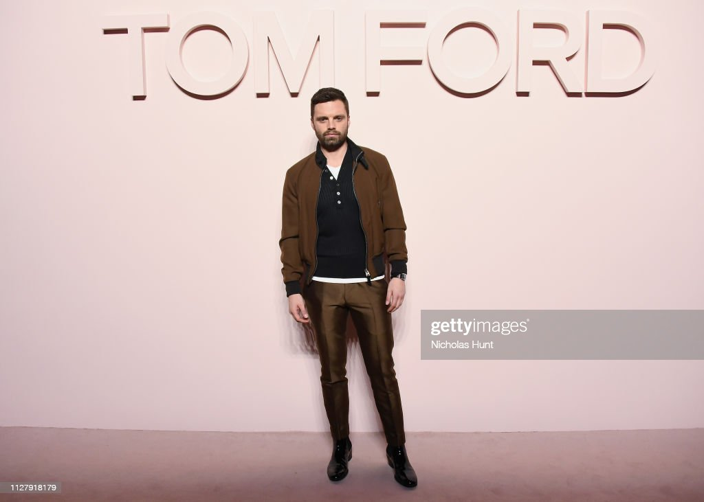 Tom Ford FW 2019 - Arrivals - New York Fashion Week: The Shows : News Photo