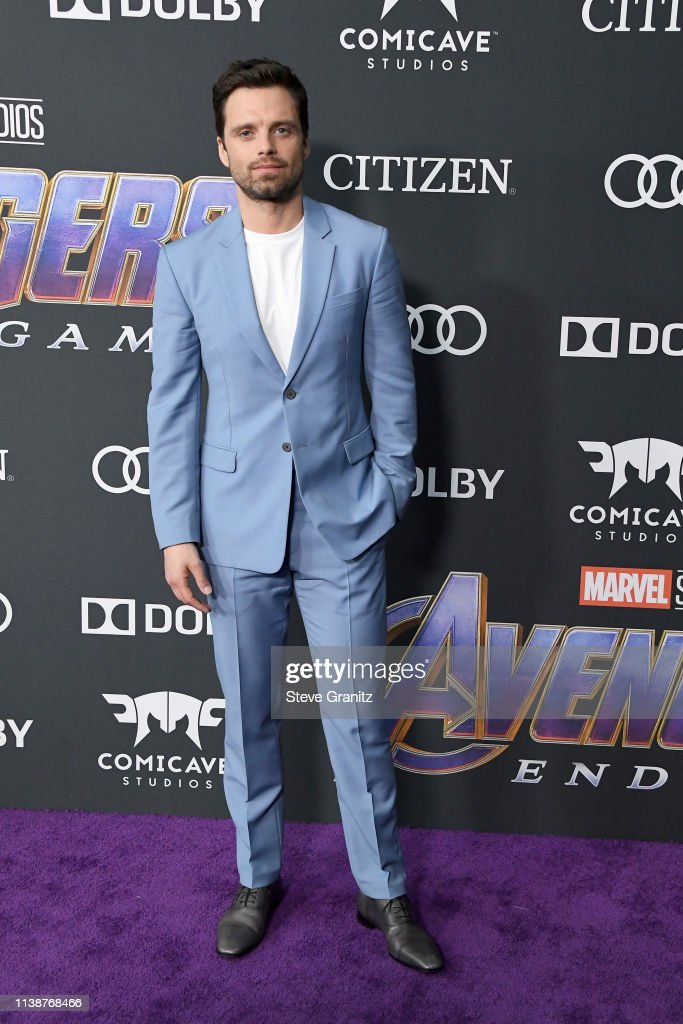 "World Premiere Of Walt Disney Studios Motion Pictures ""Avengers: Endgame"" - Arrivals : News Photo"