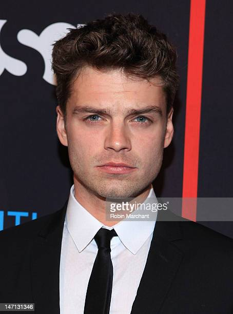 Sebastian Stan attends USA Network's 'Political Animals' New York Screening at The Morgan Library Museum on June 25 2012 in New York City