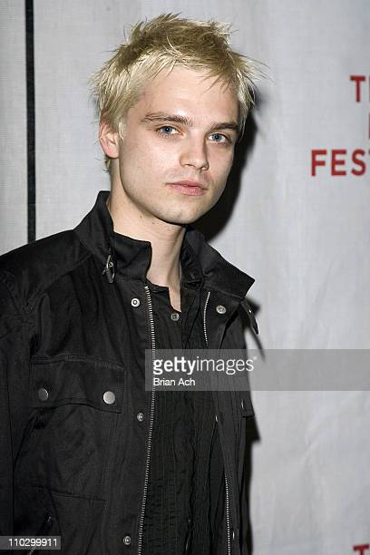 Sebastian Stan during 6th Annual Tribeca Film Festival The Education of Charlie Banks Premiere Inside Arrivals at Clearview Cinemas Chelsea in New...
