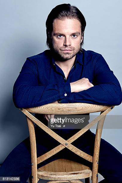 Sebastian Stan is photographed at the Toronto Film Festival for Variety on September 12 2015 in Toronto Ontario