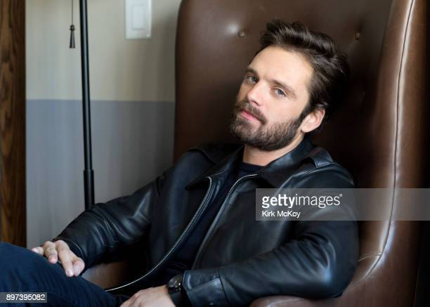Sebastian Stan of 'I Tonya' is photographed for Los Angeles Times on December 5 2017 in Los Angeles California PUBLISHED IMAGE CREDIT MUST READ Kirk...
