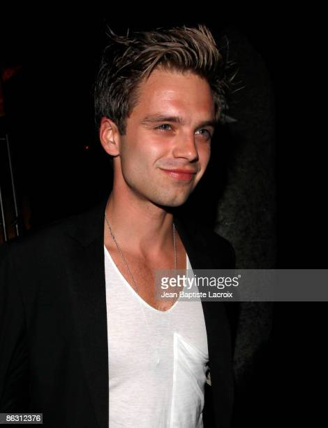 Sebastian Stan sighting on April 30 2009 in Hollywood California