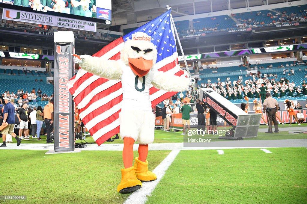 Virginia v Miami : News Photo