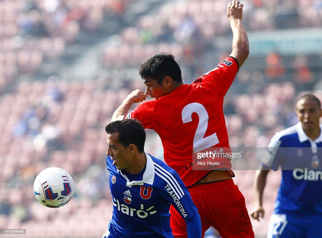 U de Chile v Nublense - Torneo Clausura 2015