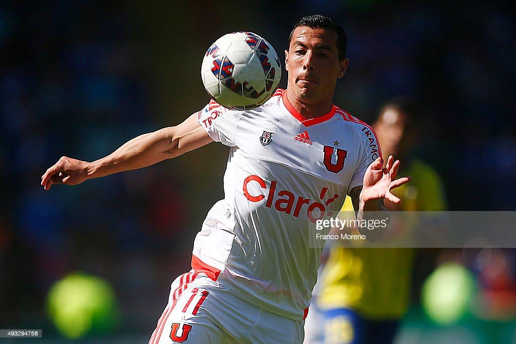 U Concepcion v U de Chile - Campeonato Apertura 2015