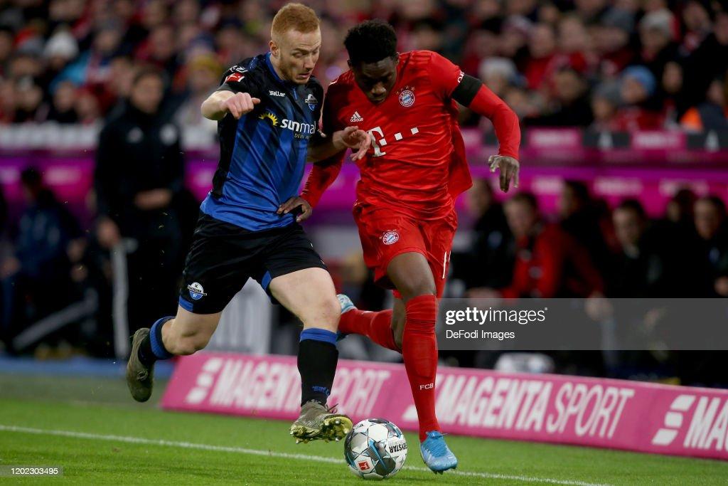 FC Bayern Muenchen v SC Paderborn 07 - Bundesliga : News Photo