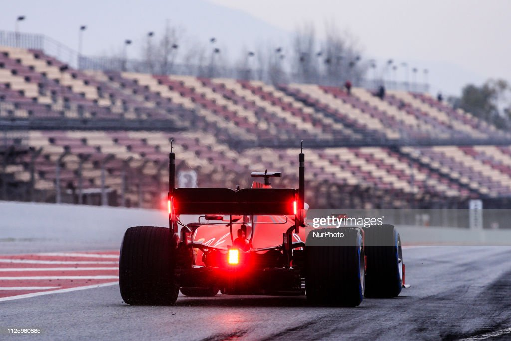 ESP: F1 Winter Testing In Barcelona - Day Three