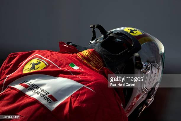 Sebastian Vettel Grand Prix of Monaco Circuit de Monaco 28 May 2017