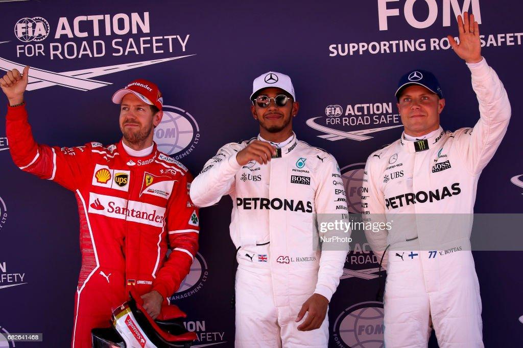 Spanish F1 Grand Prix - Practice : News Photo