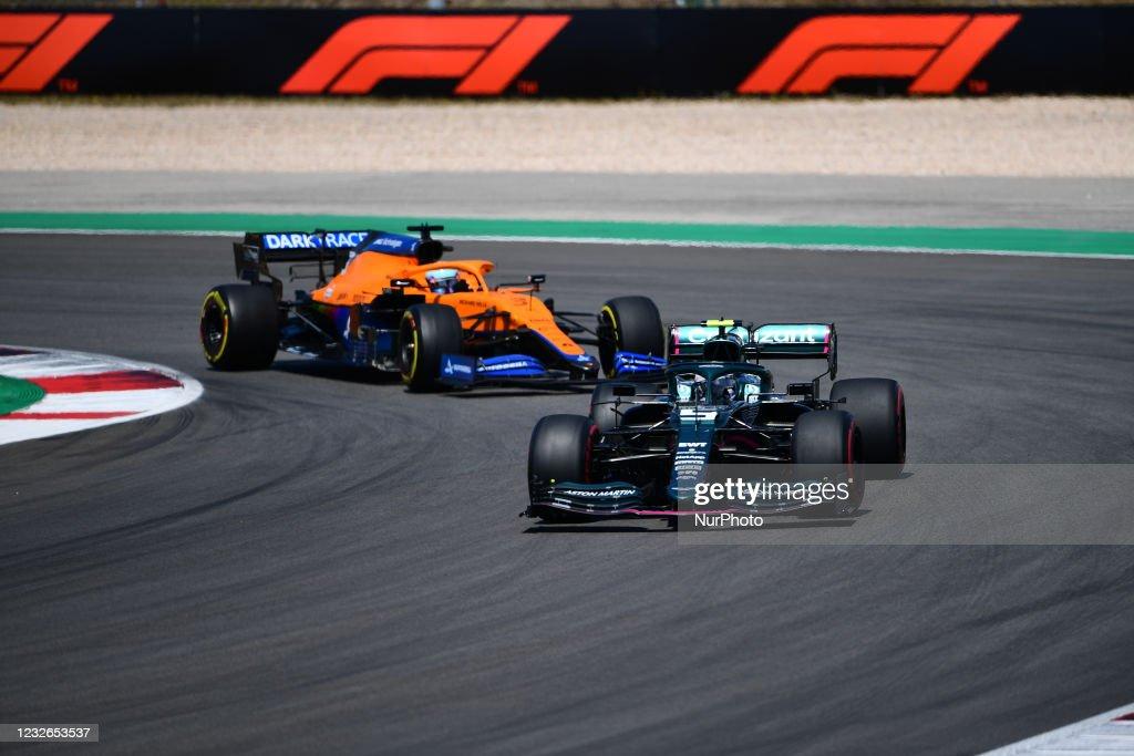 F1 Grand Prix of Portugal : News Photo