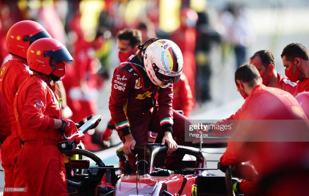 F1 Grand Prix of Tuscany : News Photo