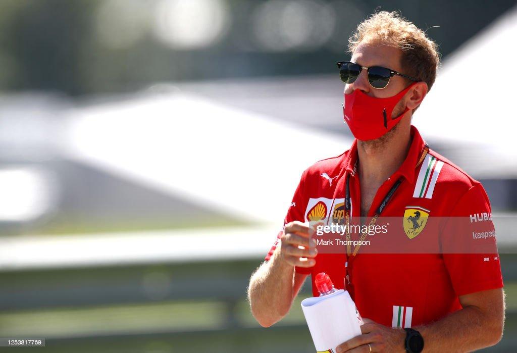F1 Grand Prix of Austria - Previews : News Photo