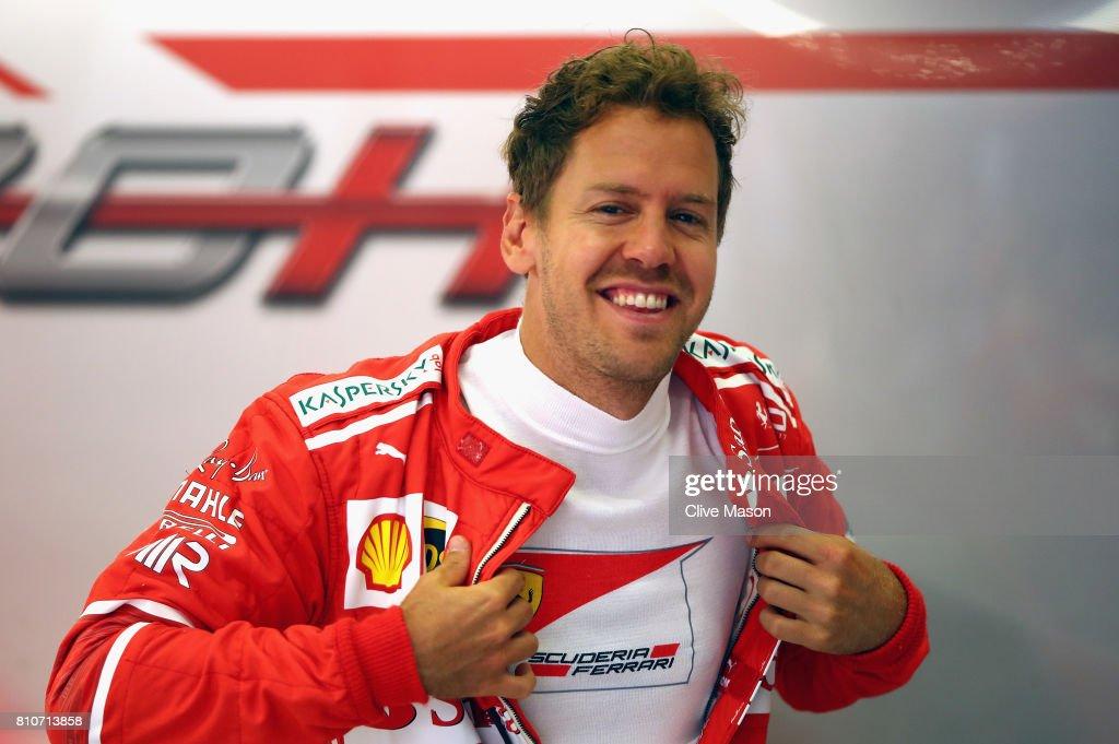 F1 Grand Prix of Austria - Qualifying : Foto di attualità