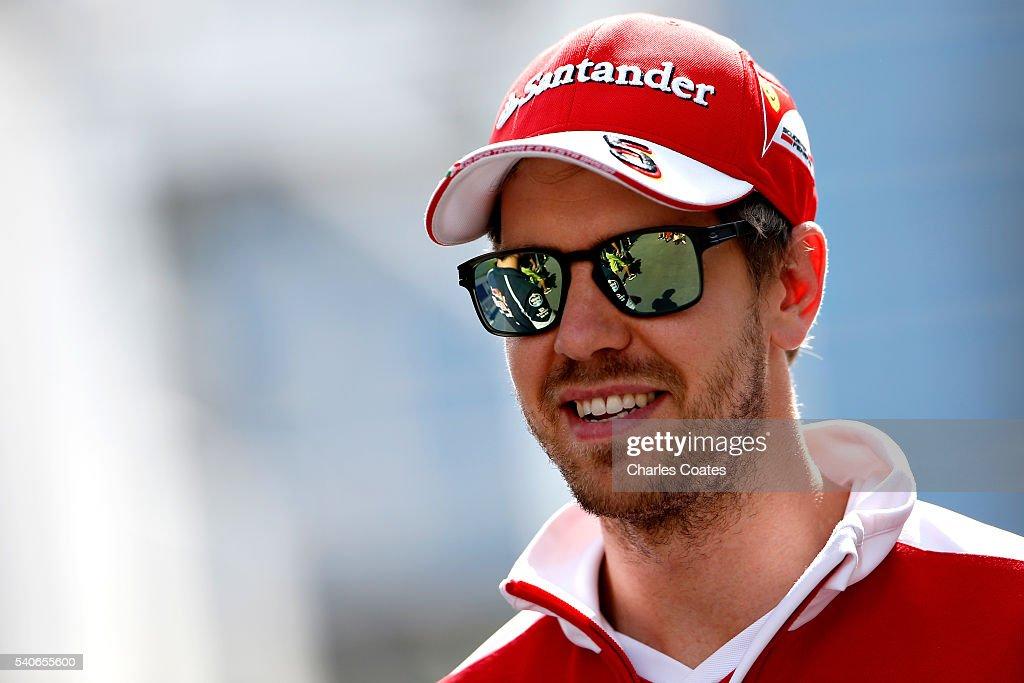 European F1 Grand Prix - Previews : News Photo