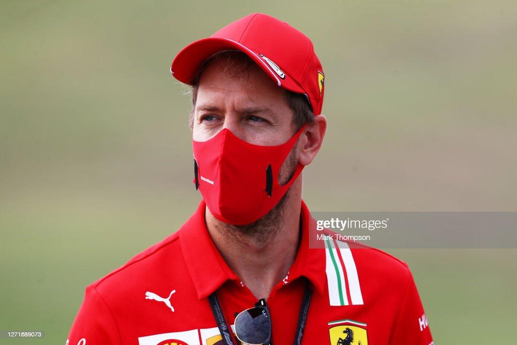 F1 Grand Prix of Tuscany - Previews : News Photo