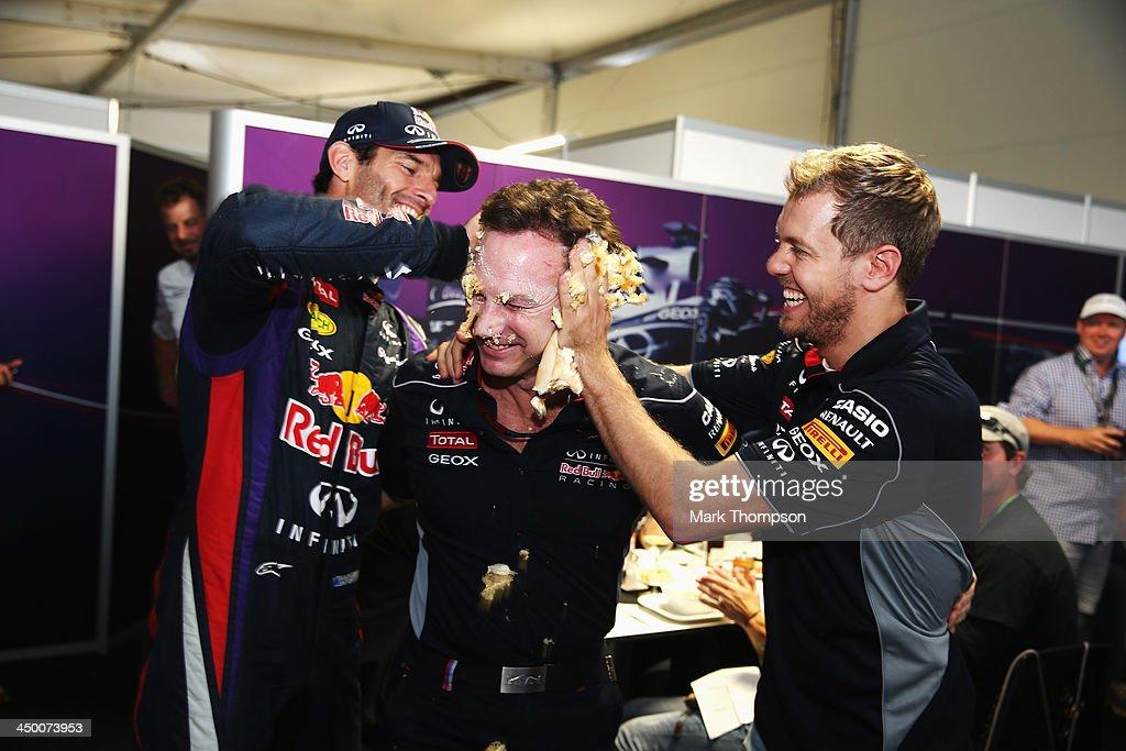 F1 Grand Prix of USA - Qualifying : News Photo