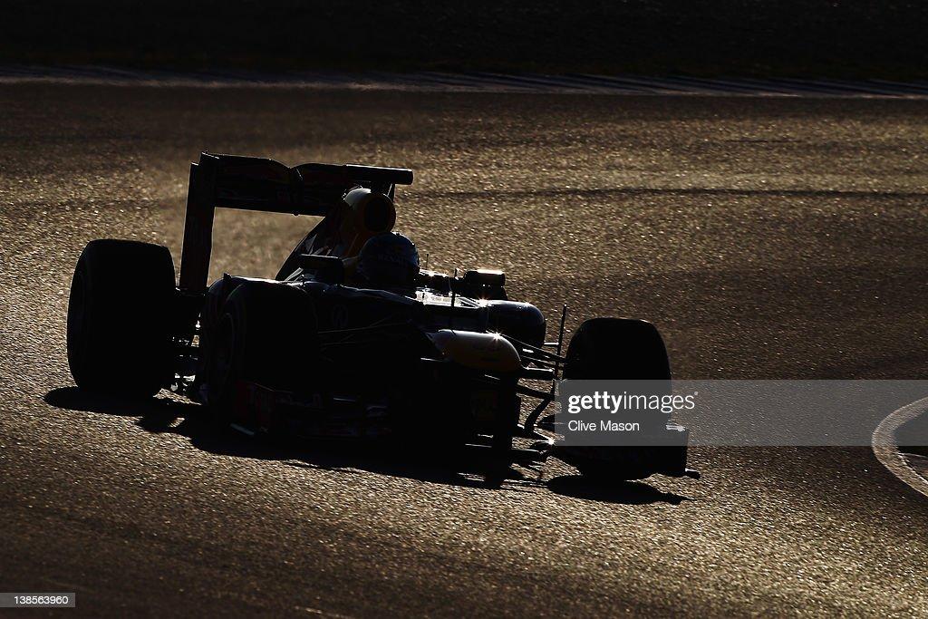 F1 Testing in Jerez - Day Three : News Photo