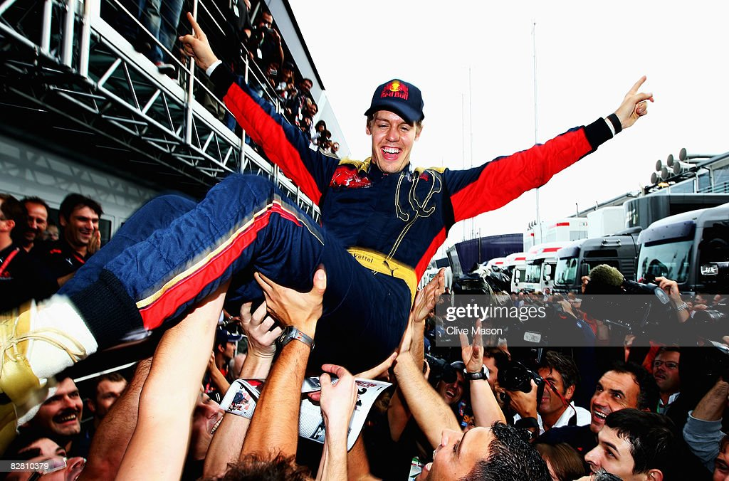 Italian Formula One Grand Prix: Race : News Photo