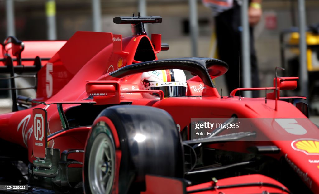 F1 Grand Prix of Austria - Qualifying : News Photo