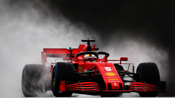 AUT: F1 Grand Prix of Styria - Qualifying