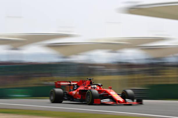 CHN: F1 Grand Prix of China - Practice